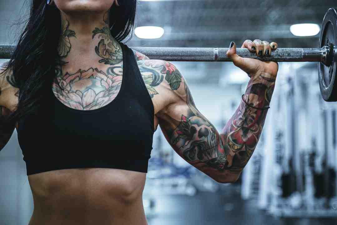 Comment devenir fitness model
