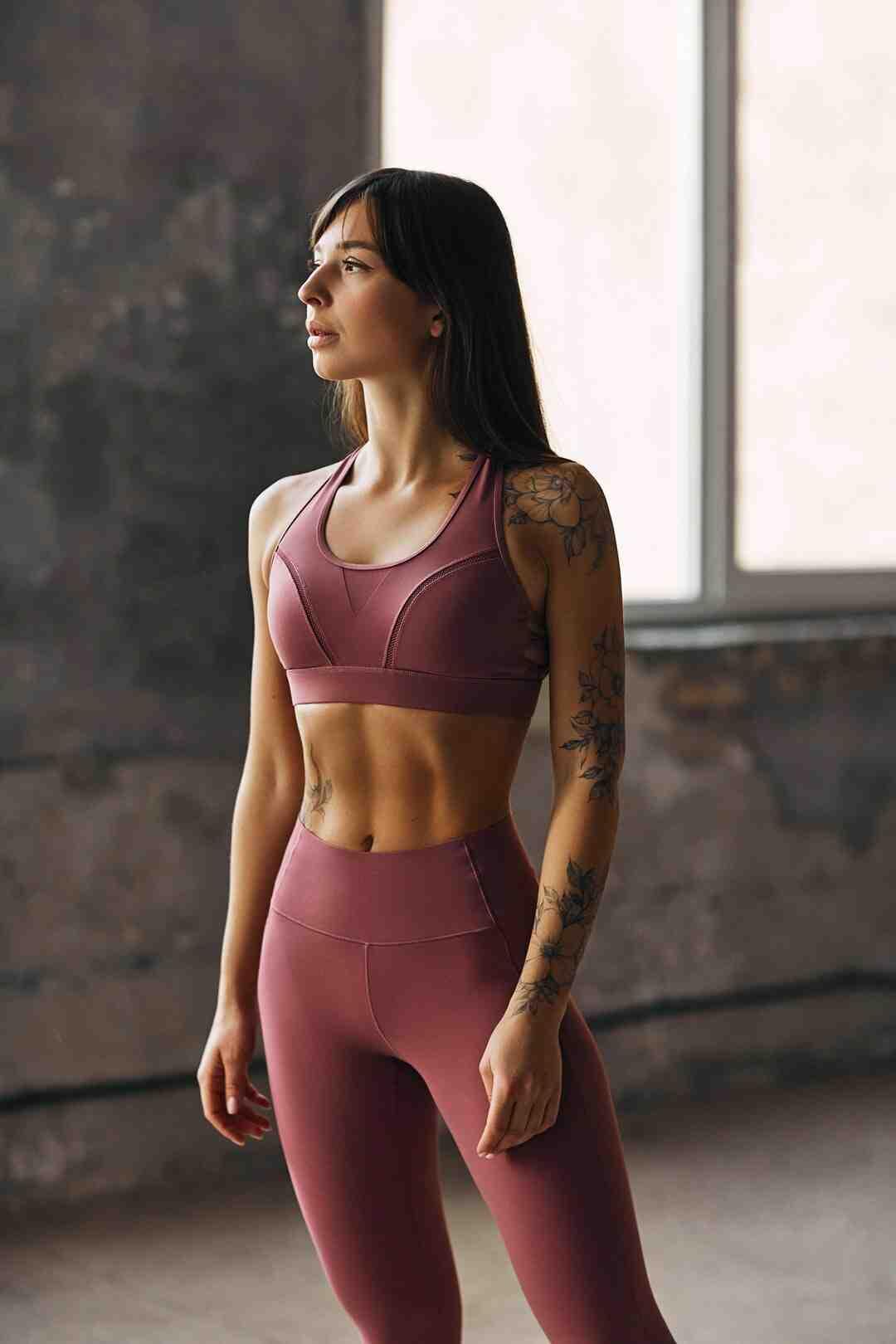 Comment devenir une fitness girl