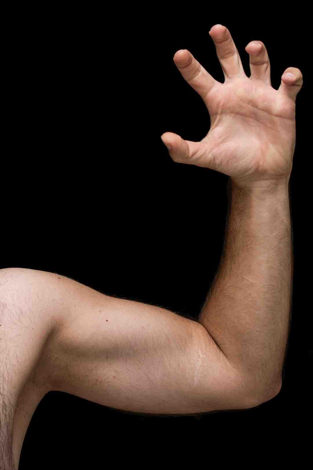 Comment faire grossir ses bras