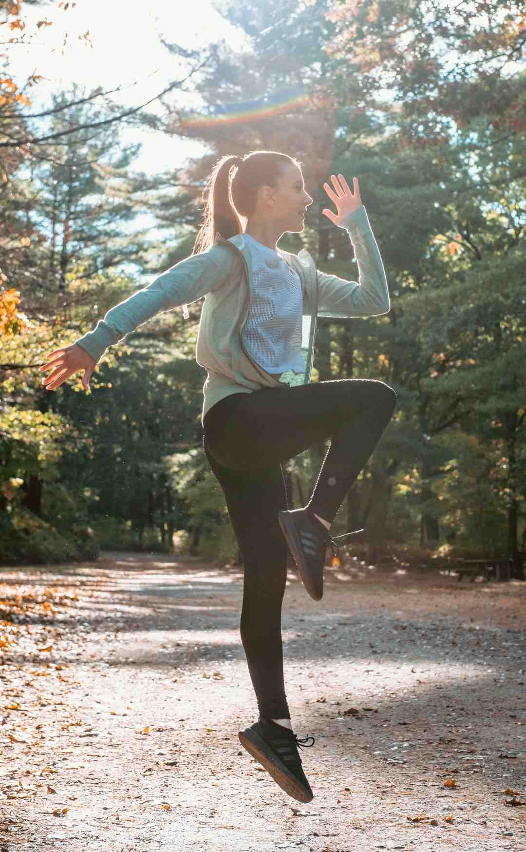 Comment devenir fitness girl
