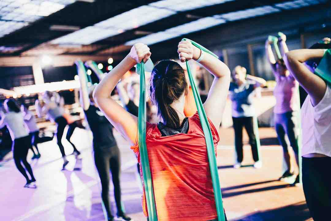 Comment taille vanquish fitness