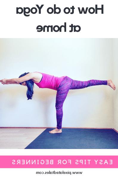 Comment debuter le yoga chez soi ?