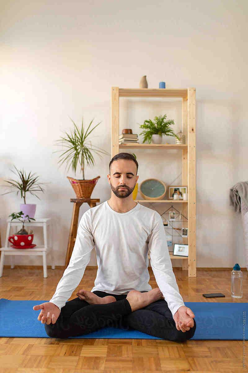 Comment faire yoga chez soi