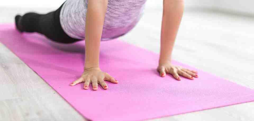 Comment nettoyer tapis yoga